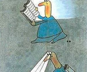 book, knowledge, and read image