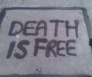 death, free, and grunge image