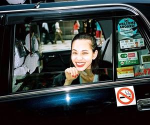 taxi, kiko mizuhara, and 水原希子 image