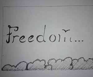 free, freedom, and school image
