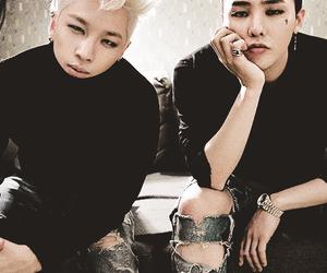 taeyang, g-dragon, and gd image