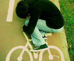 all star, bicycle, and bike image