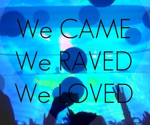 music, rave, and swedish house mafia image