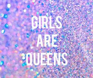 girl, queens, and Queen image