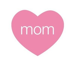 love, mom, and mother image