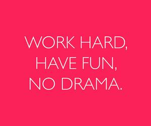 quotes, fun, and drama image