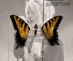 paramore brand new eyes image
