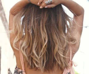 fashion, hair, and hairstyles image