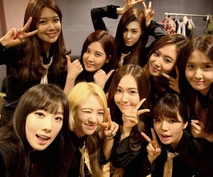 snsd, girls generation, and yuri image