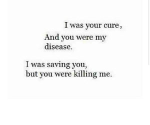 quotes, sad, and cure image