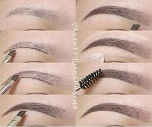 tutorial and eyebrows image