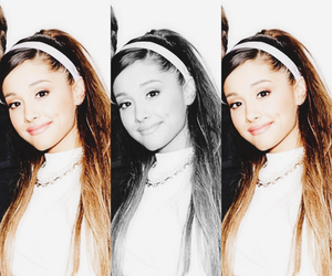 smile and ariana grande image