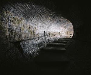 dark, explore, and stream image