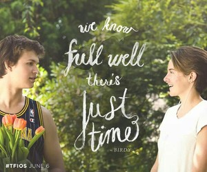 the fault in our stars, tfios, and hazel grace image