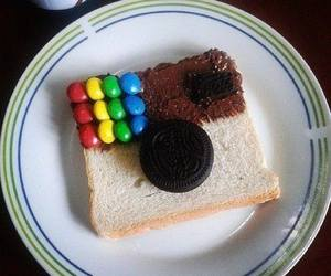 instagram, food, and oreo image