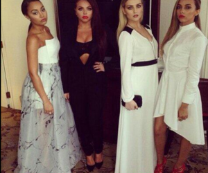 beautiful, little mix, and OMG image