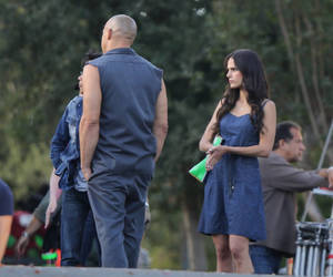 Vin Diesel, fast and furious, and fast and furious 7 image