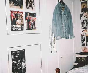 room, grunge, and indie image