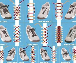 shoes, diy, and lace image