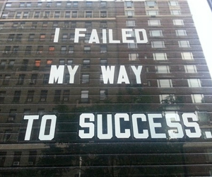 success, quotes, and grunge image