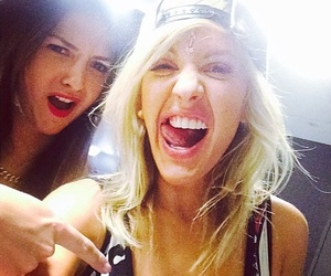 Ellie Goulding and hannah suzanne lowe image