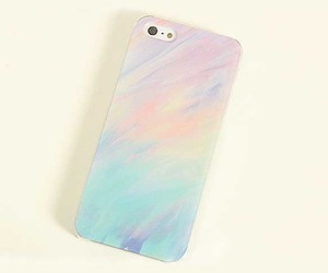 case, iphone, and pastel image