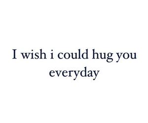 hug, love, and wish image