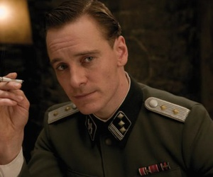 michael fassbender, inglourious basterds, and movie image