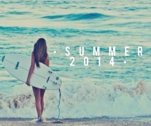 beach, summer 2014, and finally image