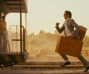 india, adrien brody, and darjeeling limited image