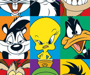 looney tunes and cartoon image
