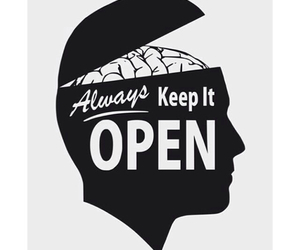 quote, brain, and open image