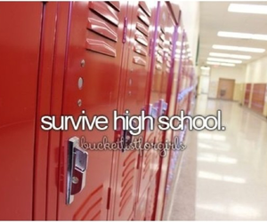 high school and survive image