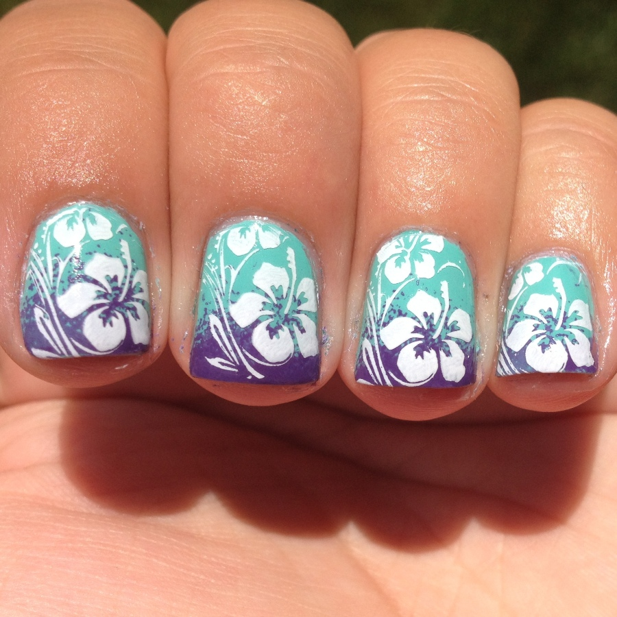 Summer Nail Art Uploaded By Crazy4life On We Heart It