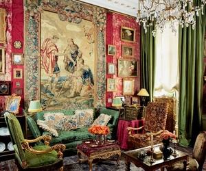 carpet, curtains, and interior image