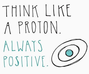 proton, positive, and think image