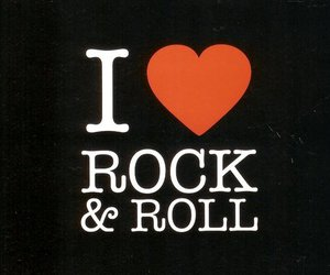 rock, love, and rock n roll image