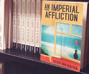 an imperial affliction, tfios, and book image