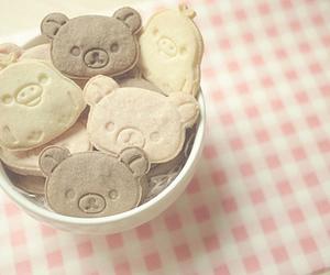 cute, food, and Cookies image
