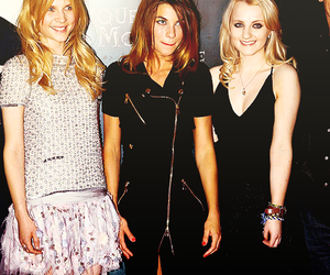 evanna lynch, clemence poesy, and harry potter image