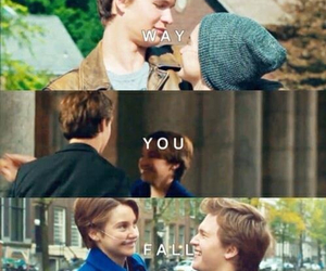 love, hazel, and the fault in our stars image