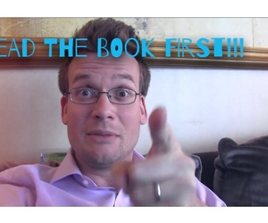 books, john green, and read image