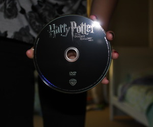 dvd and harry potter image