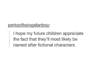 appreciate, characters, and fictional image