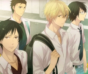 anime, durarara, and art image