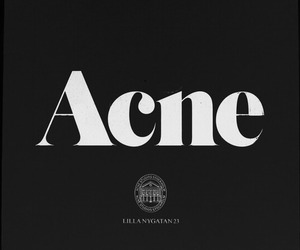 acne, fashion, and brand image