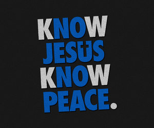 jesus and peace image