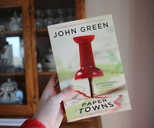 paper towns and john green image