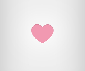 heart, iphone wallpaper, and pink image