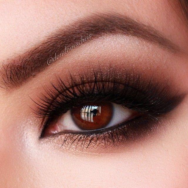 Eye Makeup For Brown Eyes Make Up Forever Pinterest